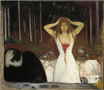Edvard Munch-Scream-1893